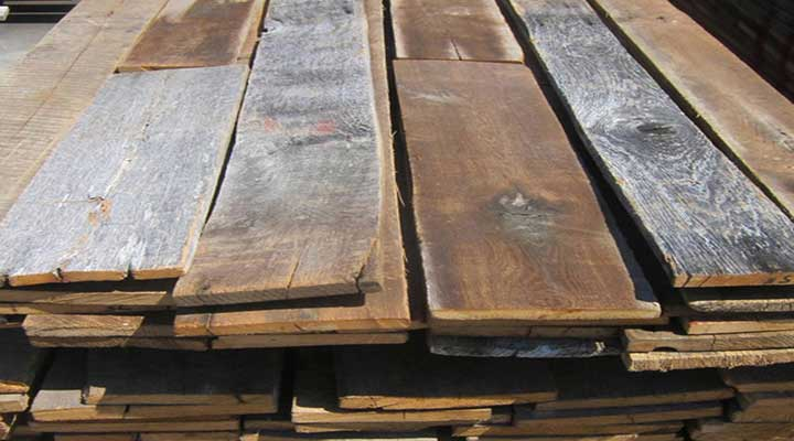 Reclaim EUROPEAN Oak