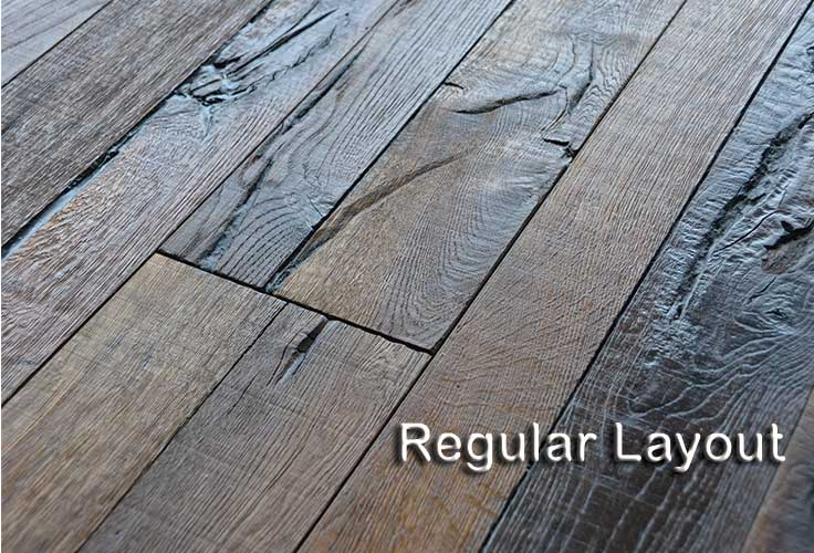 Parquet Pattern Hardwood Flooring Options